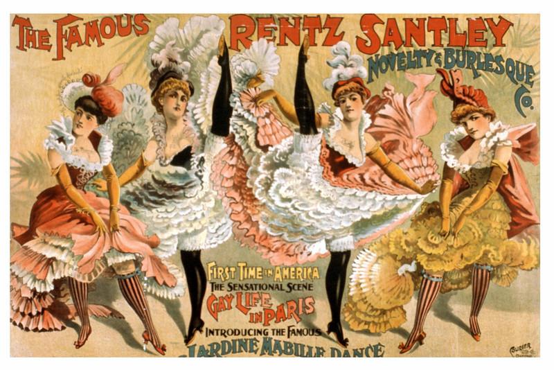 Famous Burlesque Company