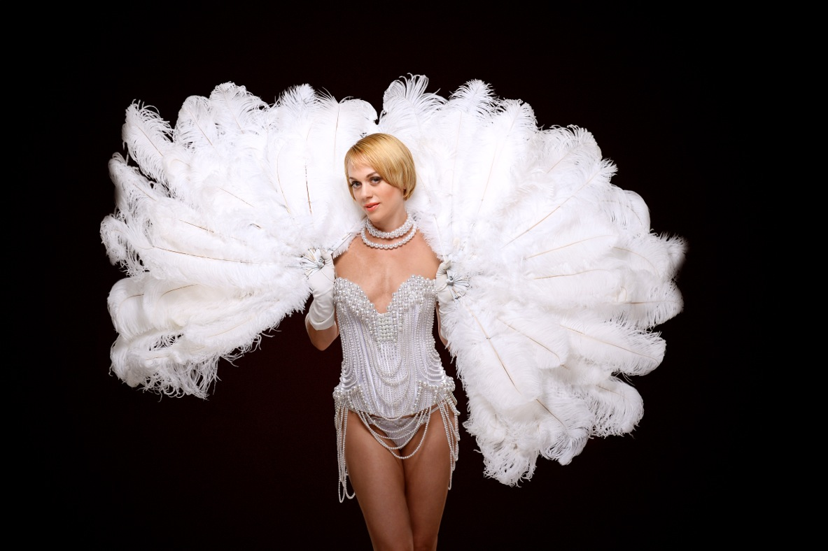 Tonya Kay in Costume